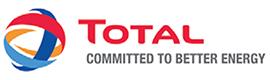 Logotype TOTAL CONGO SA
