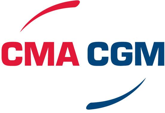 Logotype CMA CGM CONGO