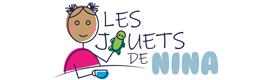 Logotype LES JOUETS DE NINA