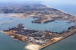 Le port de Pointe-Noire 2 A